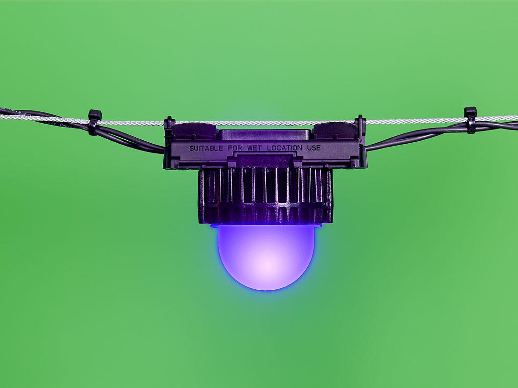 ALIS Blue Lamp