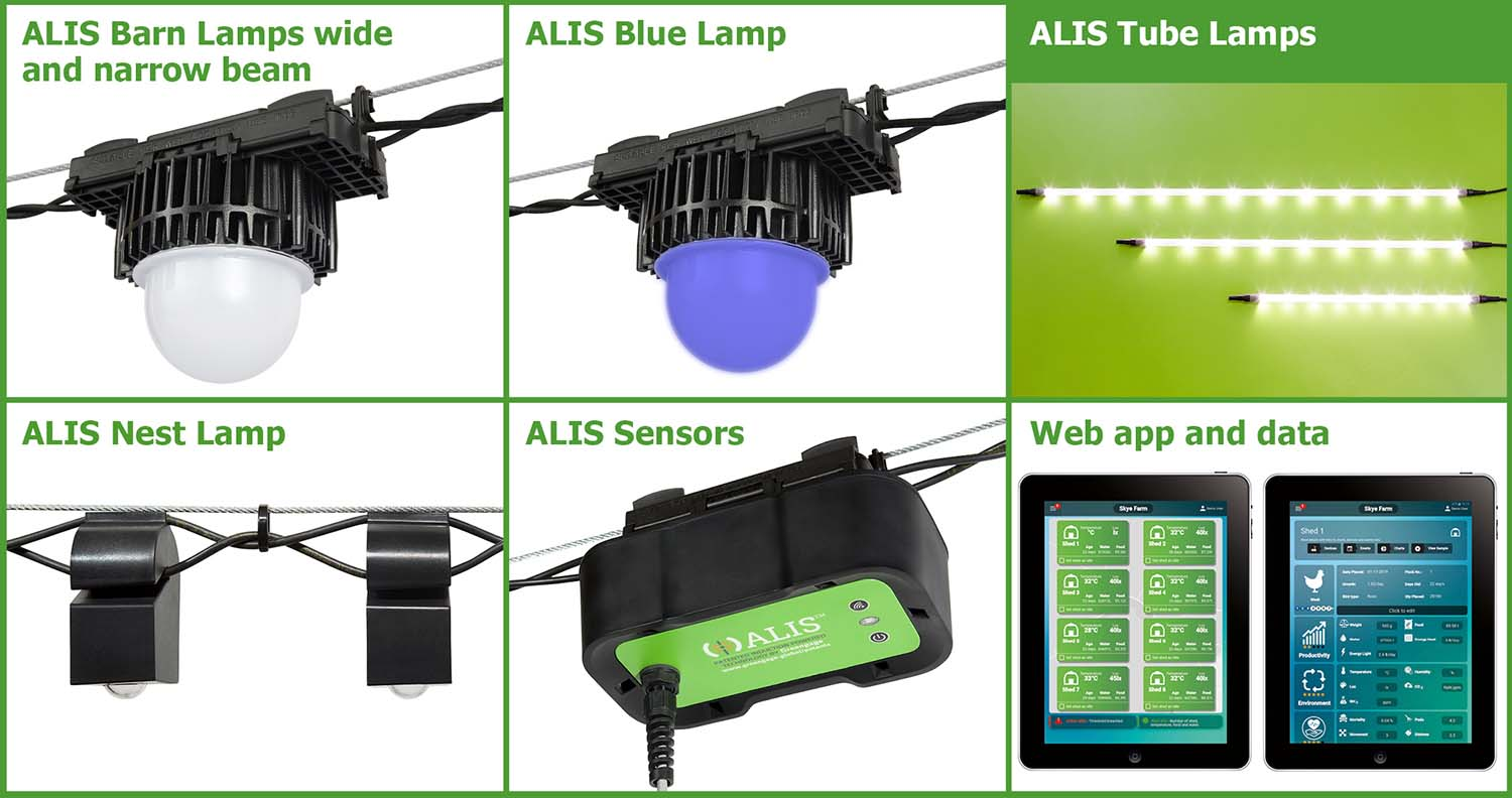 Intelligent platform for precision livestock farming