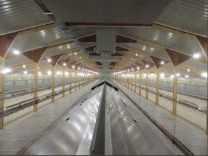 LED lighting poultry breeding