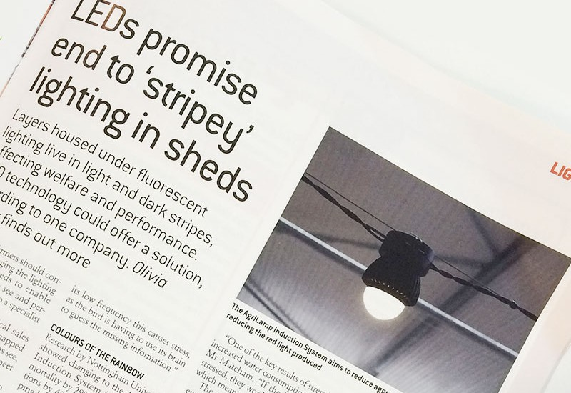 LED ALIS Featured in Poultry World  sc 1 st  Greengage Lighting & News | Greengage Lighting Ltd - Part 2 azcodes.com